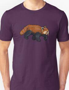 Red Panda walking T-Shirt