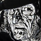 Freddy Krueger by Tim Miklos