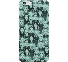 Breaking Bad Characters - Turquoise iPhone Case/Skin