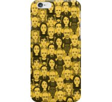 Breaking Bad Characters - Yellow iPhone Case/Skin