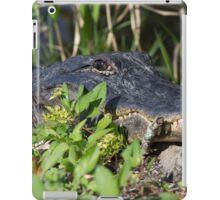 Gator Man  iPad Case/Skin