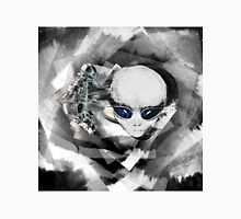 Alien and Astronaut Graphic T-Shirt