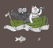 The Owl & The Pussycat Went to Sea Kids Clothes