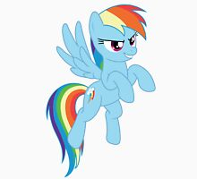 Rainbow Dash flying Unisex T-Shirt