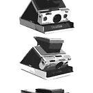 Polaroid SX-70 Folding by Maxim Grew