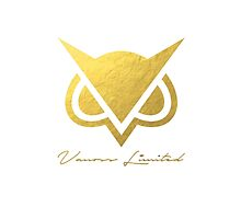 Vanoss Limited Edition | Gold Owl Design |  by BOSTrinity