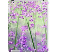 Purple & Green Forest Ipad Case iPad Case/Skin