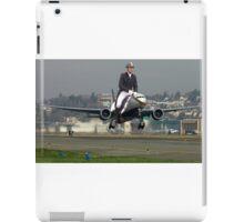 Airplane Man iPad Case/Skin