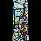 Stained Glass Window by Sue Knowles