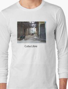 cuba street Long Sleeve T-Shirt