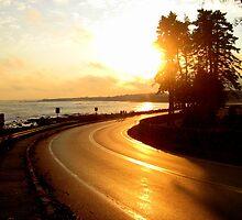 North Hampton Coast by LaurelMuldowney