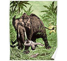 The Elephant's Revenge! Poster
