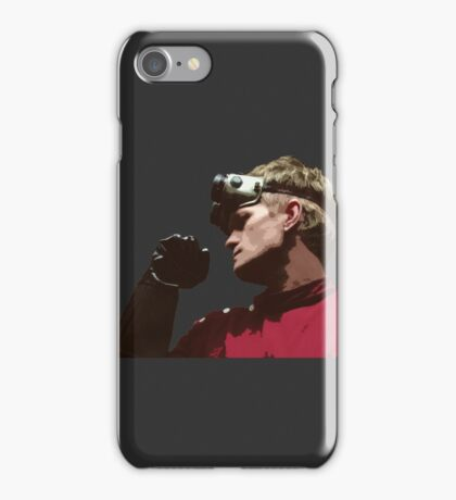 Dr. Horrible - Red Coat iPhone Case/Skin