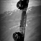 Snowboard by Chris  Brewer