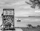 Gas Service in North Andros Island, The Bahamas by Jeremy Lavender Photography