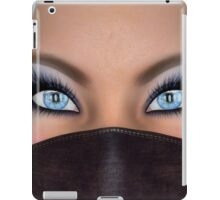 There's Something Different In The Way You Smile iPad Case/Skin