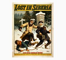 Vintage Theater Lost in Siberia Unisex T-Shirt