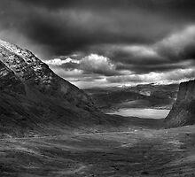 Towards the Loch, Scotland by EdPettitt