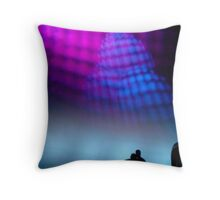 Colour and Shape Throw Pillow