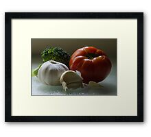 Good For You Framed Print