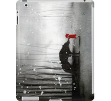 little red riding hood the first touch ipad case iPad Case/Skin