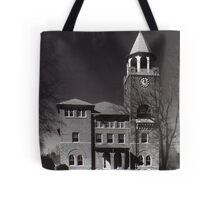 """Monkey Trial"" Courthouse Tote Bag"