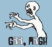 Grr Argh! Baby Tee