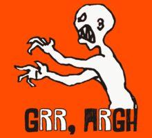 Grr Argh! Kids Tee