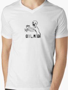 Grr Argh! Mens V-Neck T-Shirt
