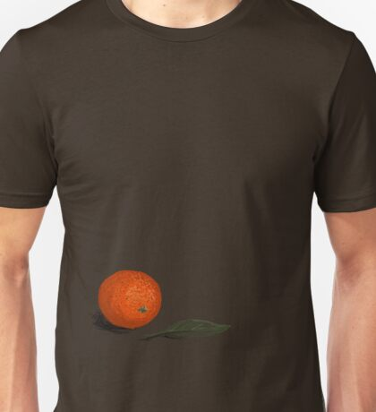 Orange and leaf Unisex T-Shirt