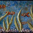 Tranquil Aquarium by Julie Merrett