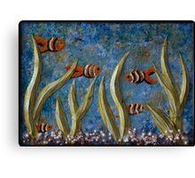 Tranquil Aquarium Canvas Print