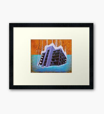"""The Citadel II"" Framed Print"