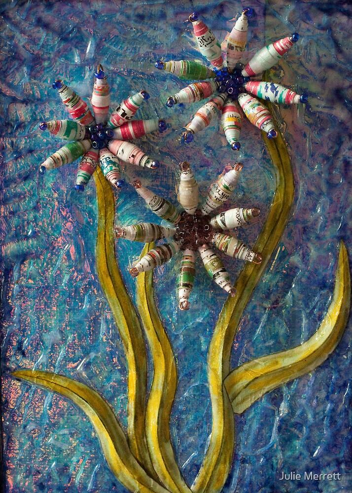 Julietta Flowers by Julie Merrett