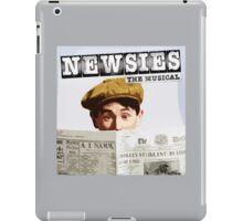 Newsies The Musical iPad Case/Skin