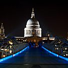 St Pauls Cathedral London by karlwilsonphoto