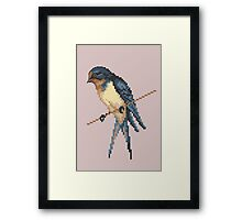 Bird 6 Framed Print