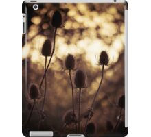 Teasels iPad Case/Skin