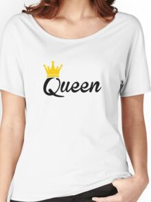 Queen Women's Relaxed Fit T-Shirt