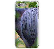 Grouchy Bird iPhone Case/Skin