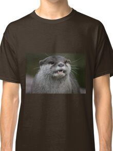 Otterly Content Classic T-Shirt