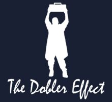 The Dobler Effect white Kids Clothes