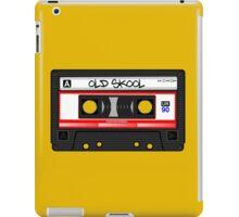 Old Skool.  iPad Case/Skin