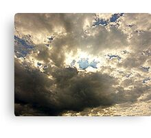 The Sheltering Sky Metal Print
