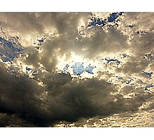 The Sheltering Sky Photographic Print