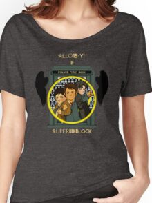 ALLONS-Y!! Women's Relaxed Fit T-Shirt