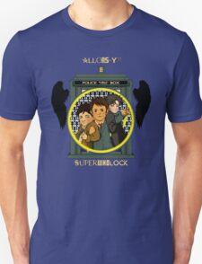 ALLONS-Y!! Unisex T-Shirt