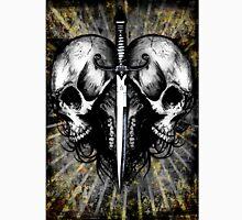 Skull-Dagger Heart Classic T-Shirt