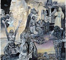 Jesus Birth by TimothyLeeGiles