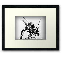 ©DA EVA04 VI Framed Print